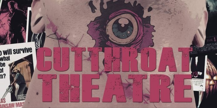 Cutthroat Theatre Piranha 3D