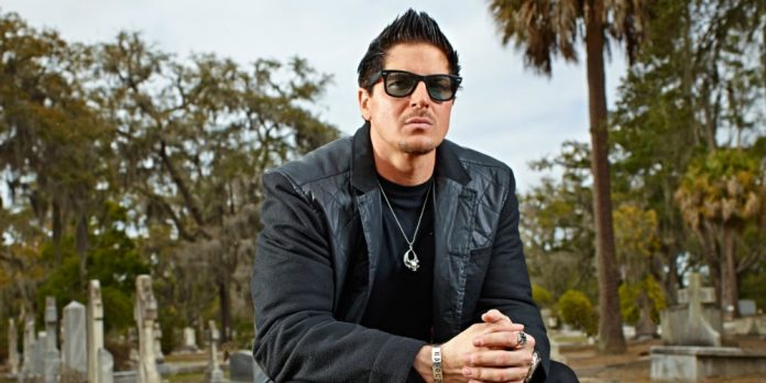 Zak Bagans Ghost-Hunting for Dummies