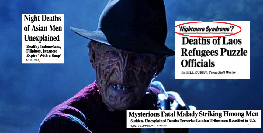 What inspired A Nightmare on Elm Street
